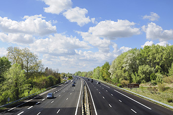 Autoroute de France - Highway in France