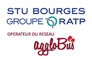 References Actoll - Logo - STU Bourges Groupe RATP Agglo Bus